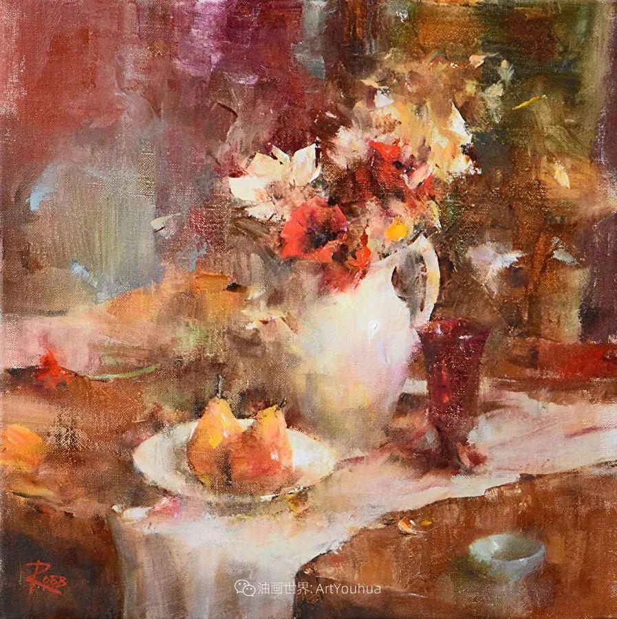 花与色的盛宴,印象派花草光影闪烁,生机盎然!插图153