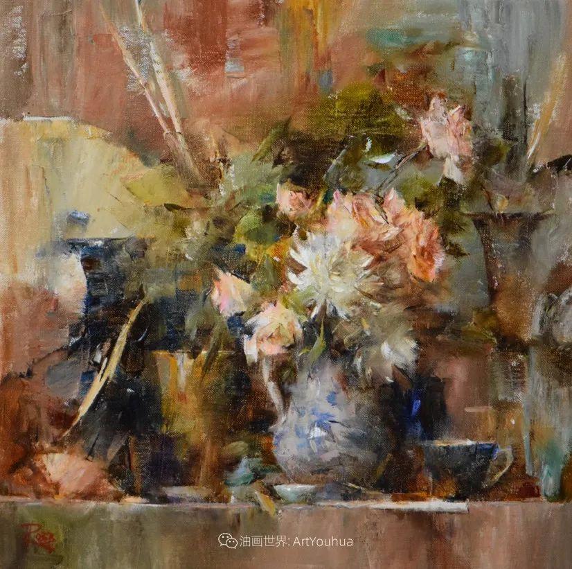 花与色的盛宴,印象派花草光影闪烁,生机盎然!插图159