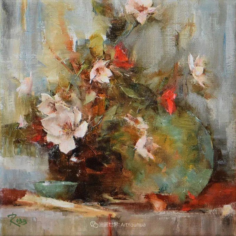 花与色的盛宴,印象派花草光影闪烁,生机盎然!插图161