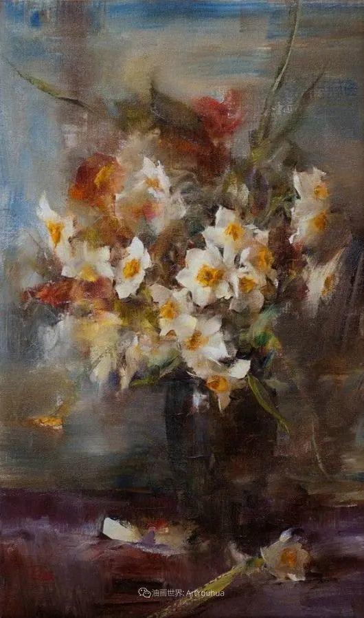 花与色的盛宴,印象派花草光影闪烁,生机盎然!插图181
