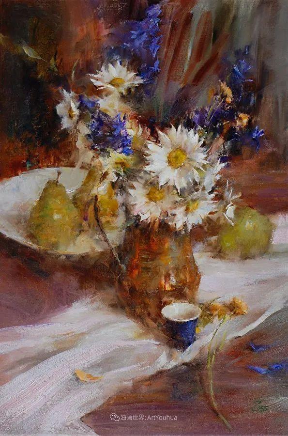 花与色的盛宴,印象派花草光影闪烁,生机盎然!插图185