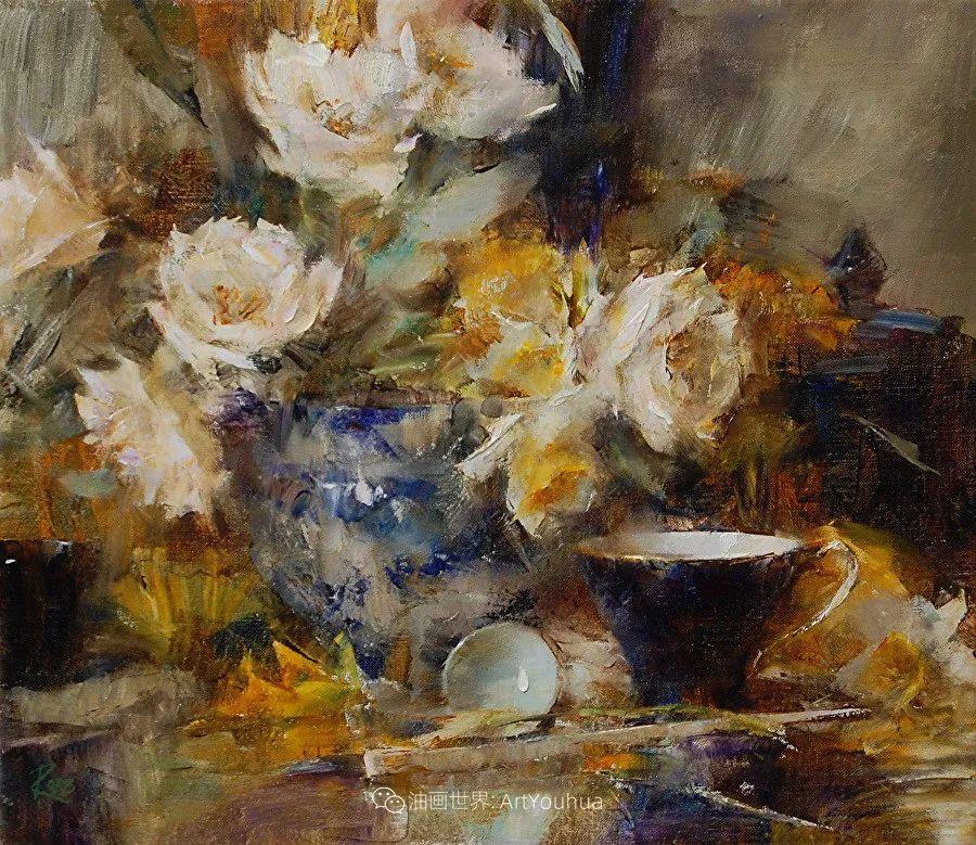 花与色的盛宴,印象派花草光影闪烁,生机盎然!插图207
