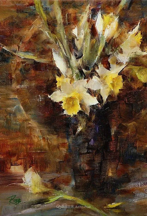 花与色的盛宴,印象派花草光影闪烁,生机盎然!插图209