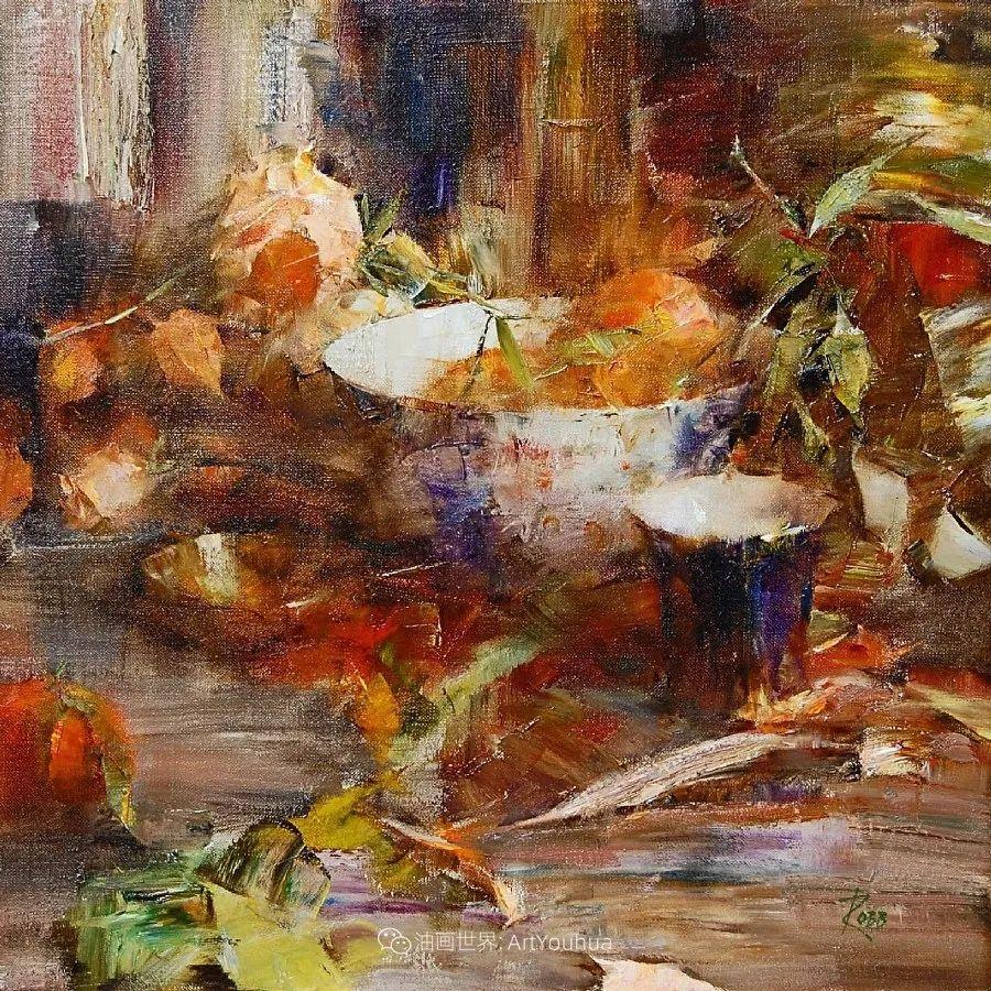 花与色的盛宴,印象派花草光影闪烁,生机盎然!插图211