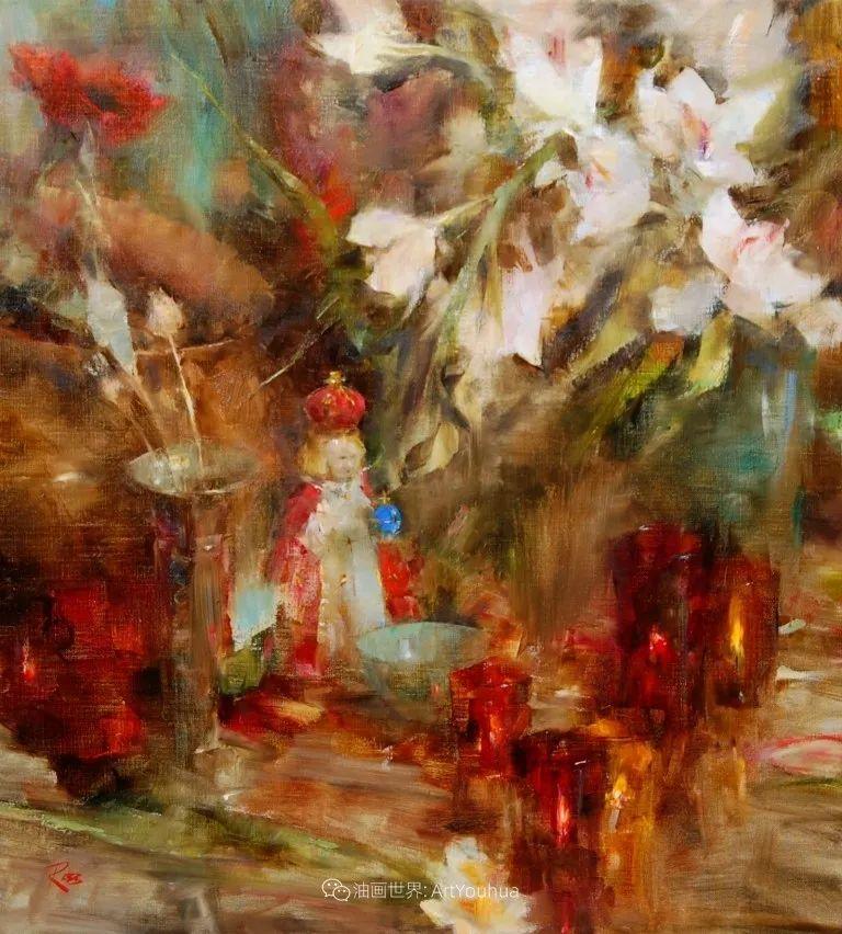 花与色的盛宴,印象派花草光影闪烁,生机盎然!插图215