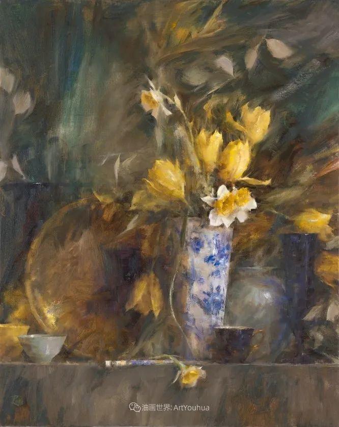 花与色的盛宴,印象派花草光影闪烁,生机盎然!插图217
