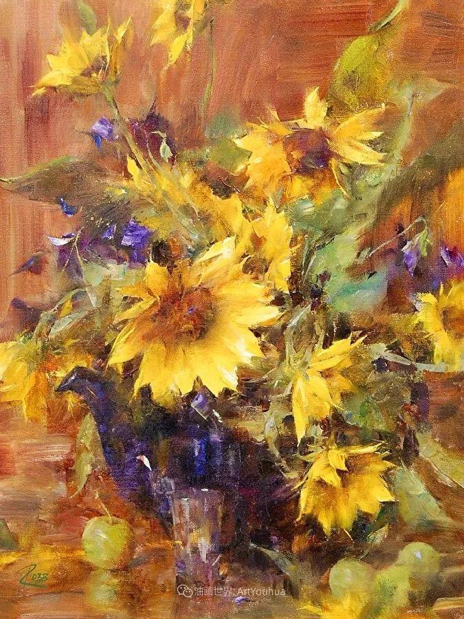 花与色的盛宴,印象派花草光影闪烁,生机盎然!插图219