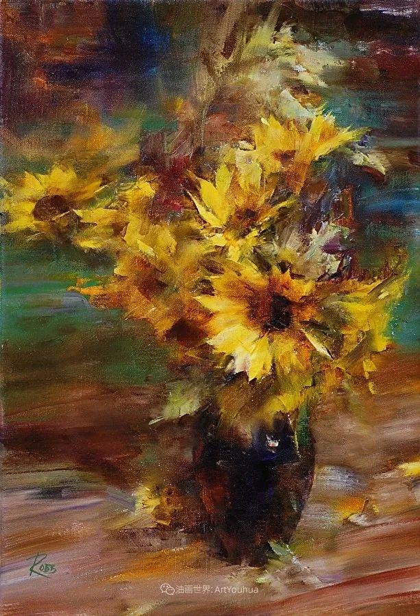 花与色的盛宴,印象派花草光影闪烁,生机盎然!插图221