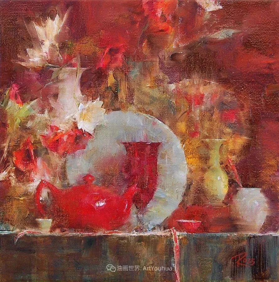 花与色的盛宴,印象派花草光影闪烁,生机盎然!插图225