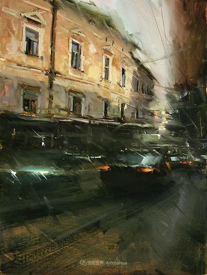 果断干脆的笔触,斯洛伐克画家Tibor Nagy (上)插图35