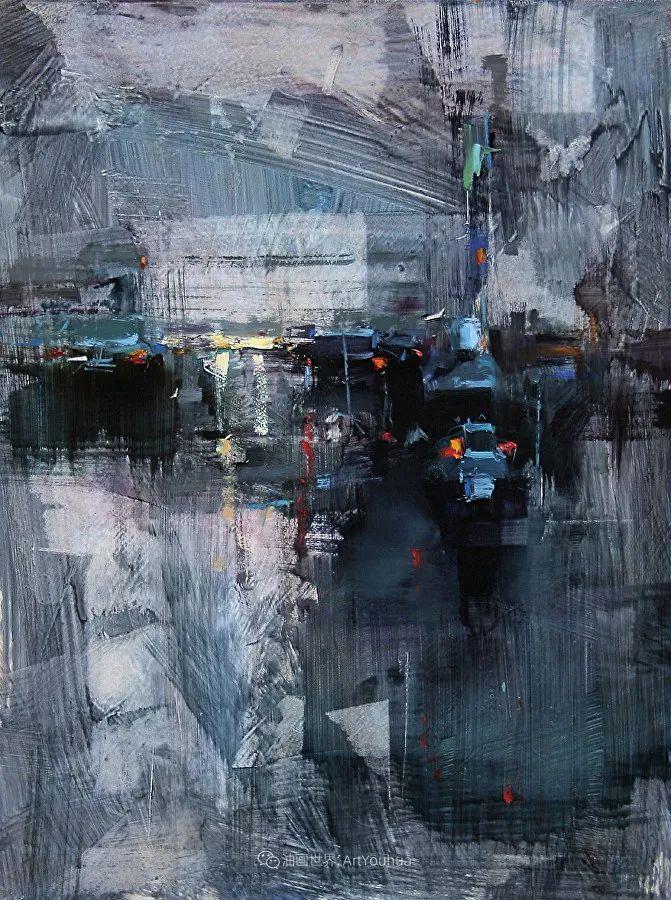 果断干脆的笔触,斯洛伐克画家Tibor Nagy (上)插图40
