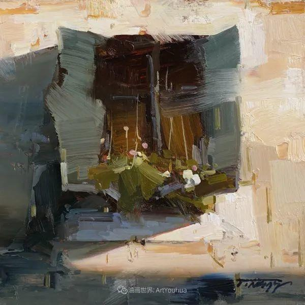 果断干脆的笔触,斯洛伐克画家Tibor Nagy (上)插图53