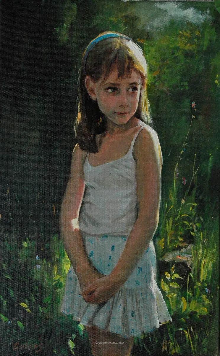 具象风格,匈牙利画家拉斯洛·古里亚斯插图31