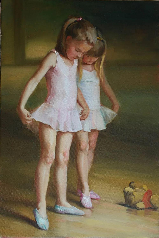 具象风格,匈牙利画家拉斯洛·古里亚斯插图33