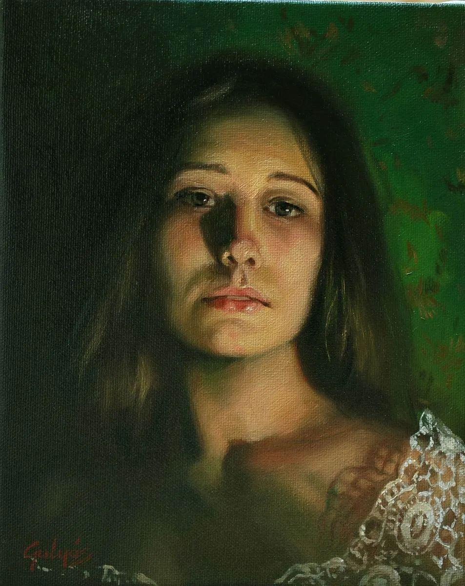 具象风格,匈牙利画家拉斯洛·古里亚斯插图99