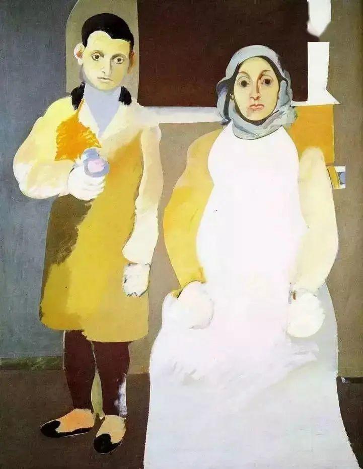 孩子是母亲最伟大的艺术,母亲则是艺术永恒的主题插图33