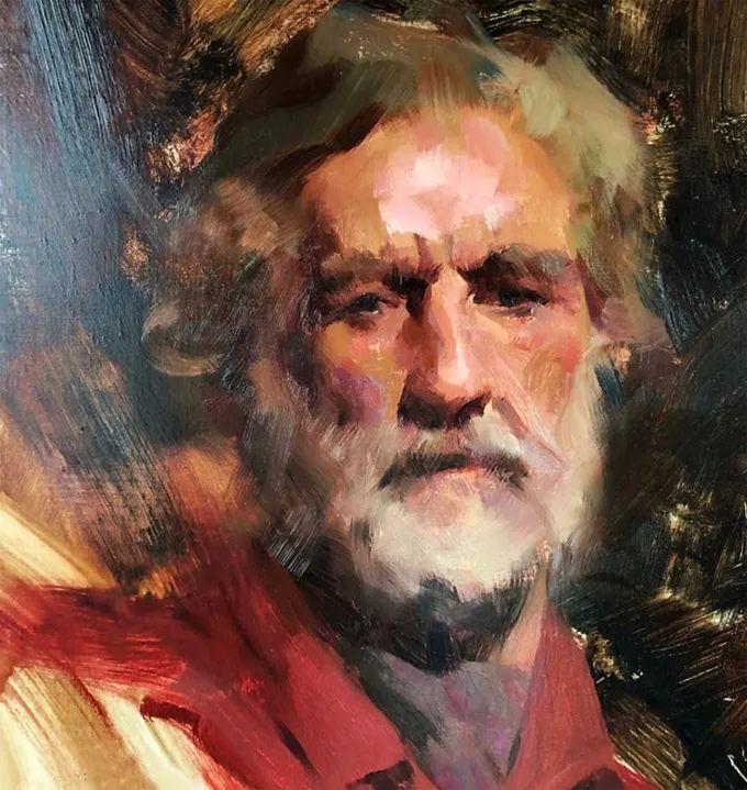 美式油画大师理查德·施密德作品,让人毫无抵抗力!插图125