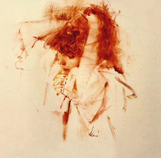 美式油画大师理查德·施密德作品,让人毫无抵抗力!插图129