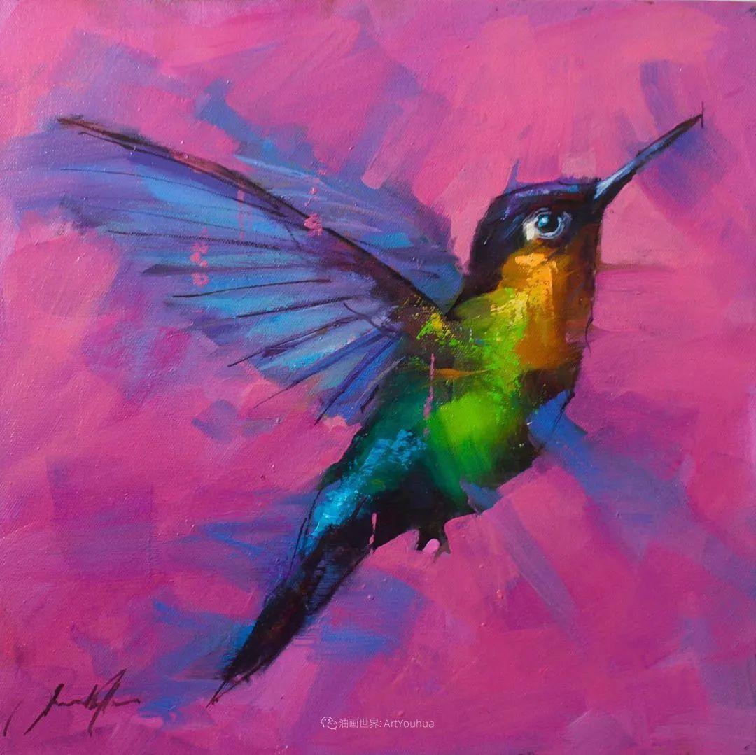 飞行中的鸟儿之美,活力飞扬,太赞了!插图