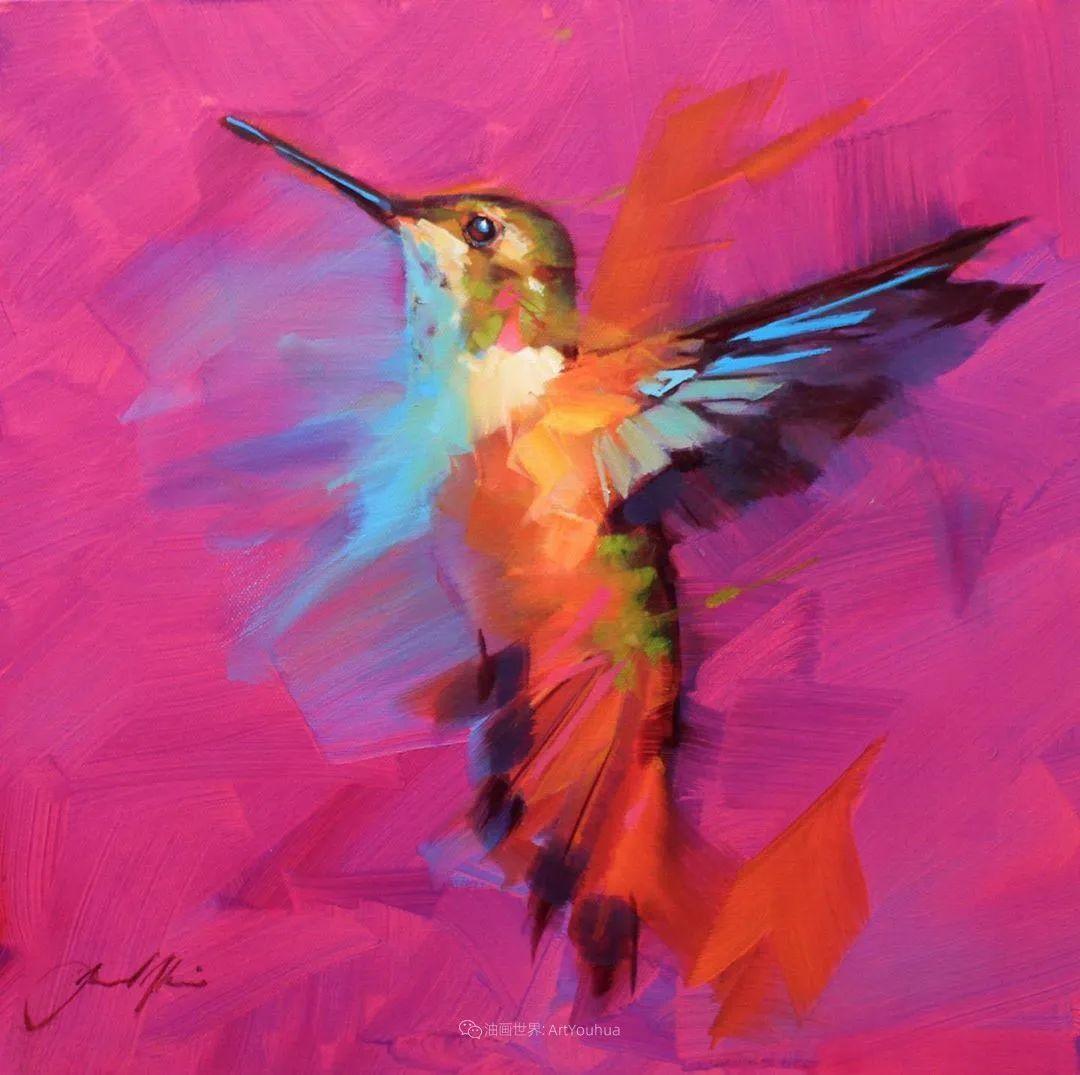 飞行中的鸟儿之美,活力飞扬,太赞了!插图1