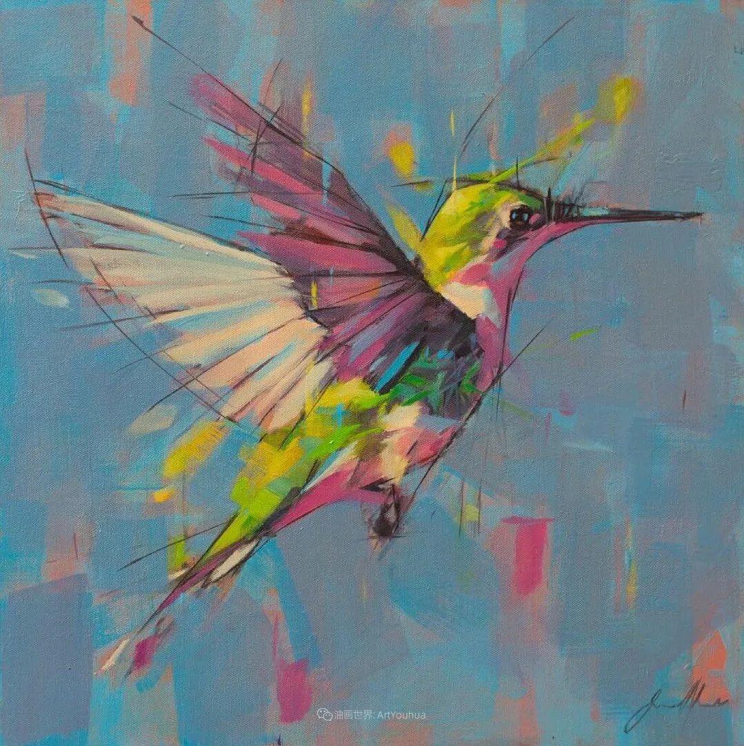 飞行中的鸟儿之美,活力飞扬,太赞了!插图2