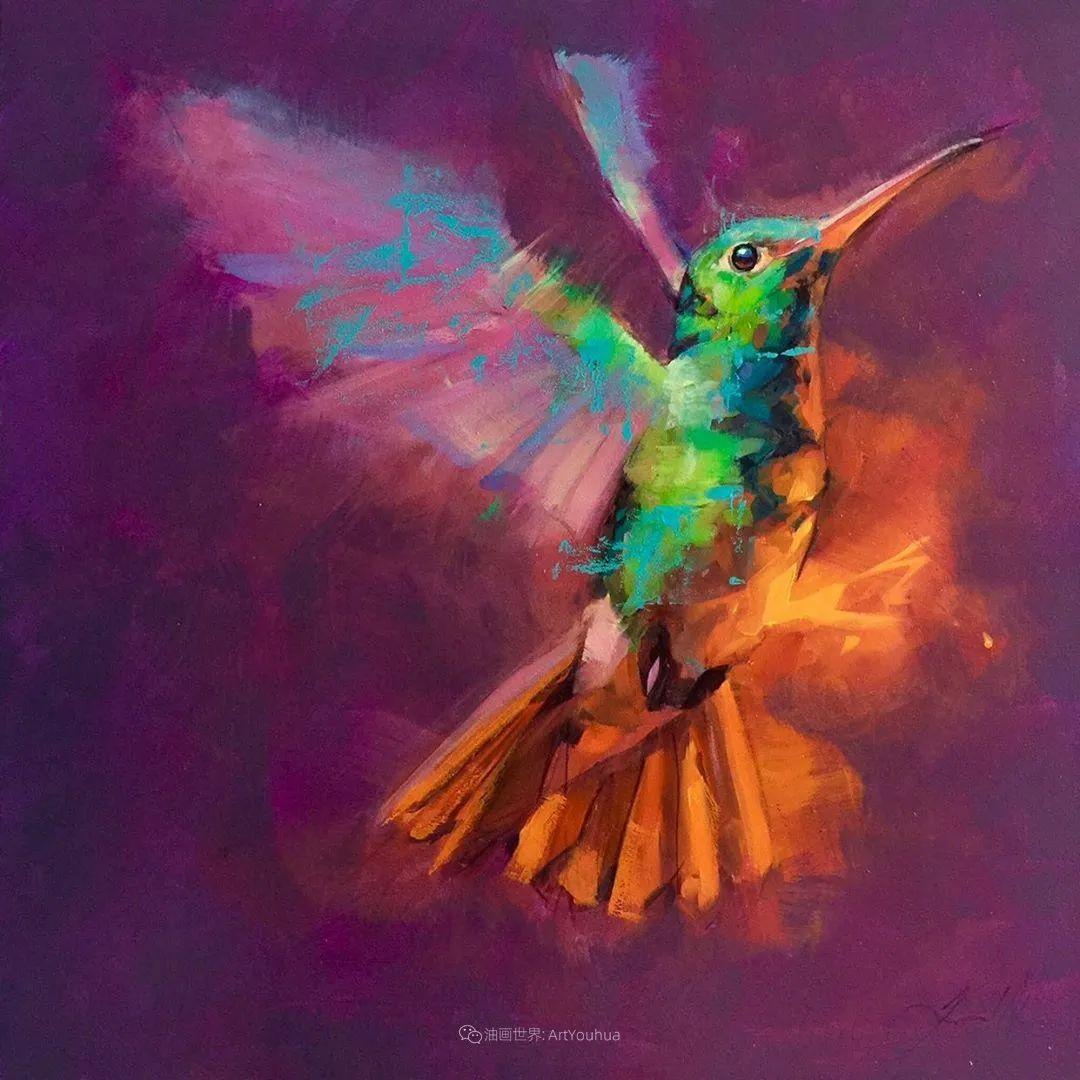 飞行中的鸟儿之美,活力飞扬,太赞了!插图4
