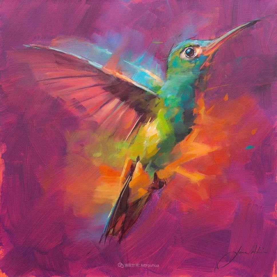 飞行中的鸟儿之美,活力飞扬,太赞了!插图5