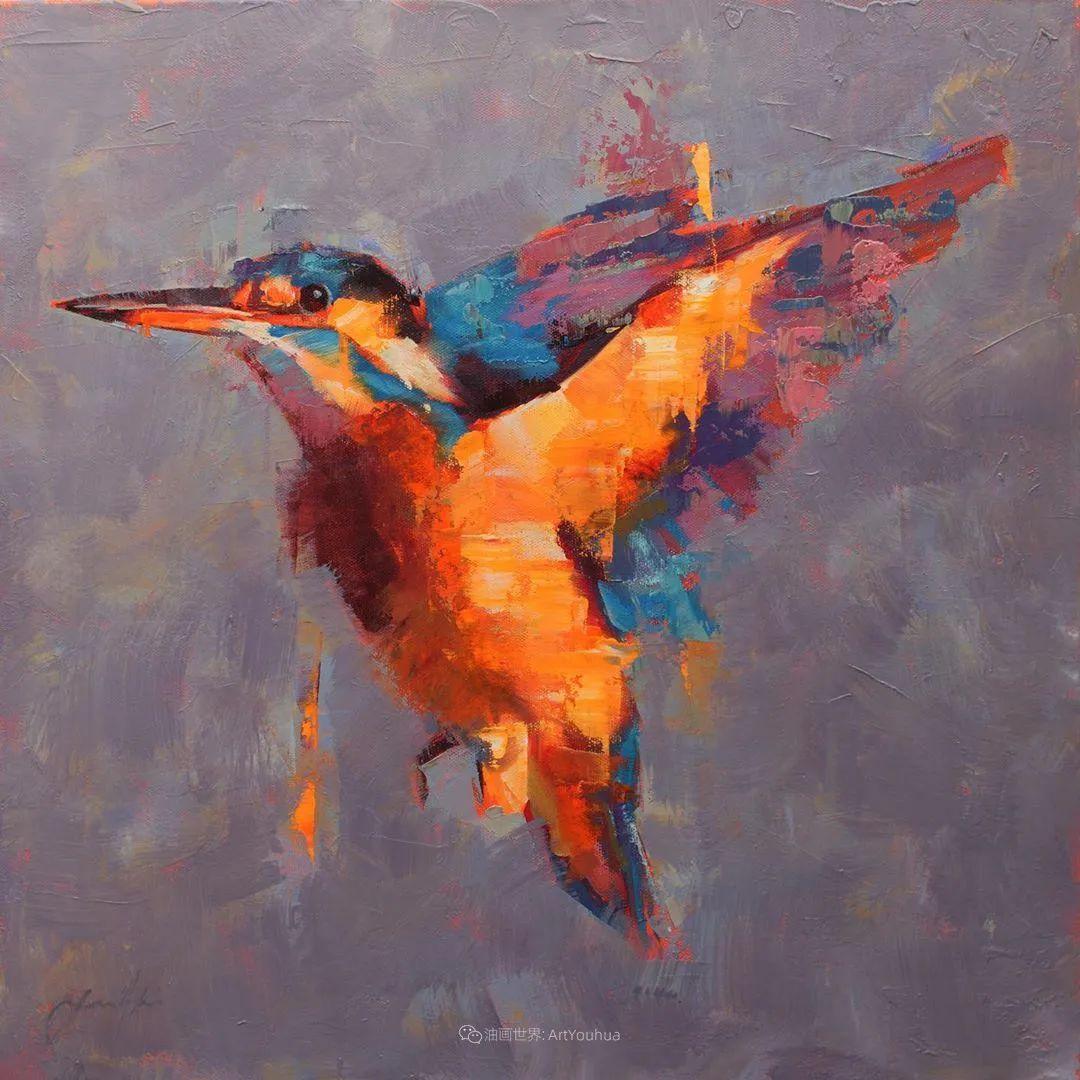 飞行中的鸟儿之美,活力飞扬,太赞了!插图8