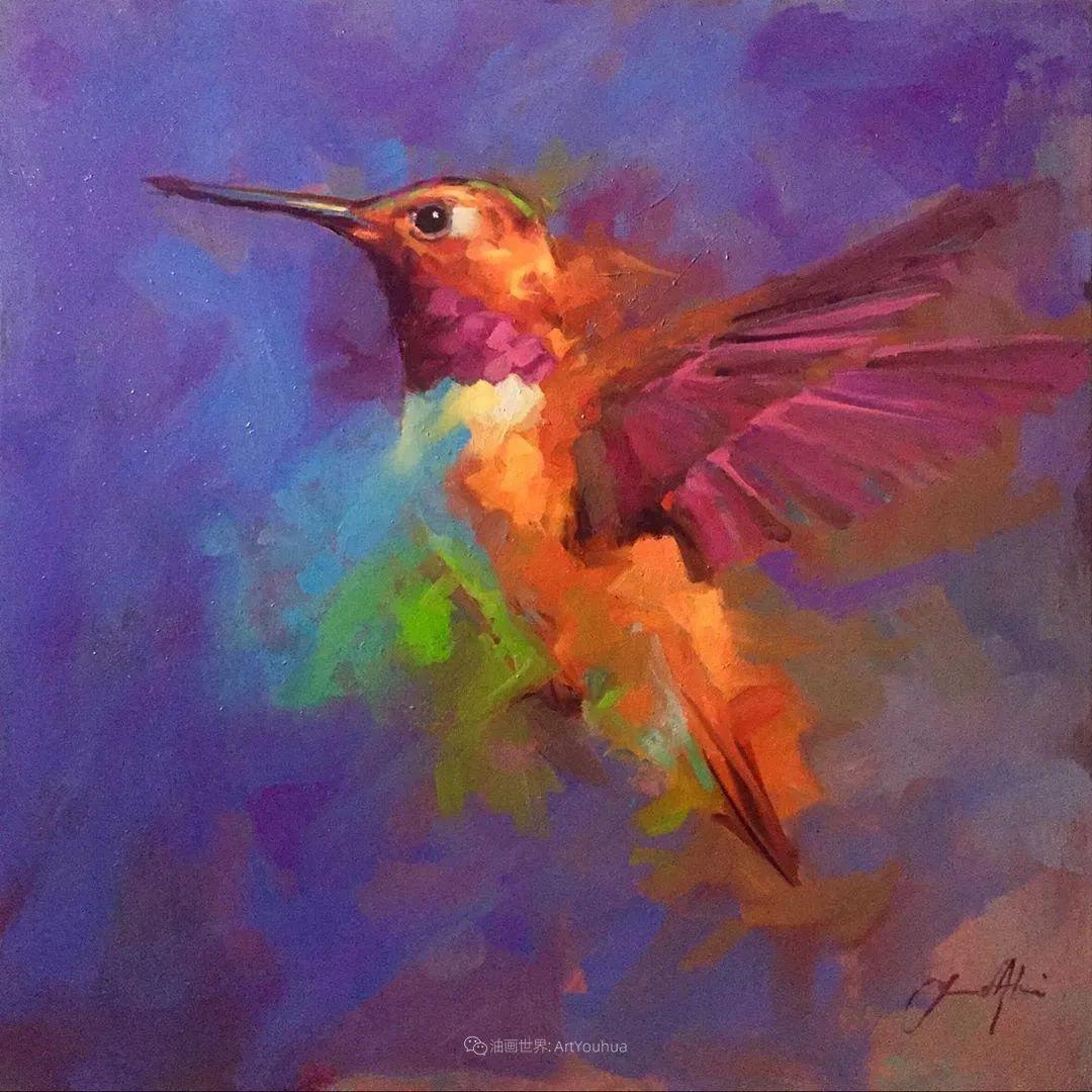 飞行中的鸟儿之美,活力飞扬,太赞了!插图10