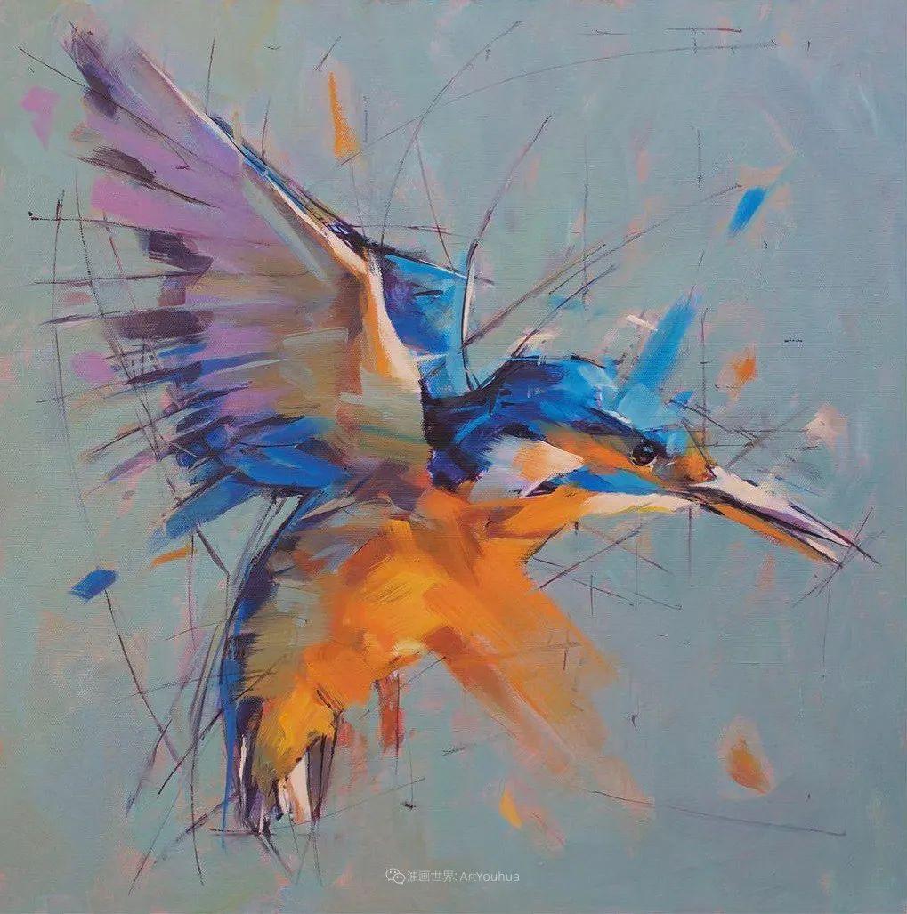 飞行中的鸟儿之美,活力飞扬,太赞了!插图13