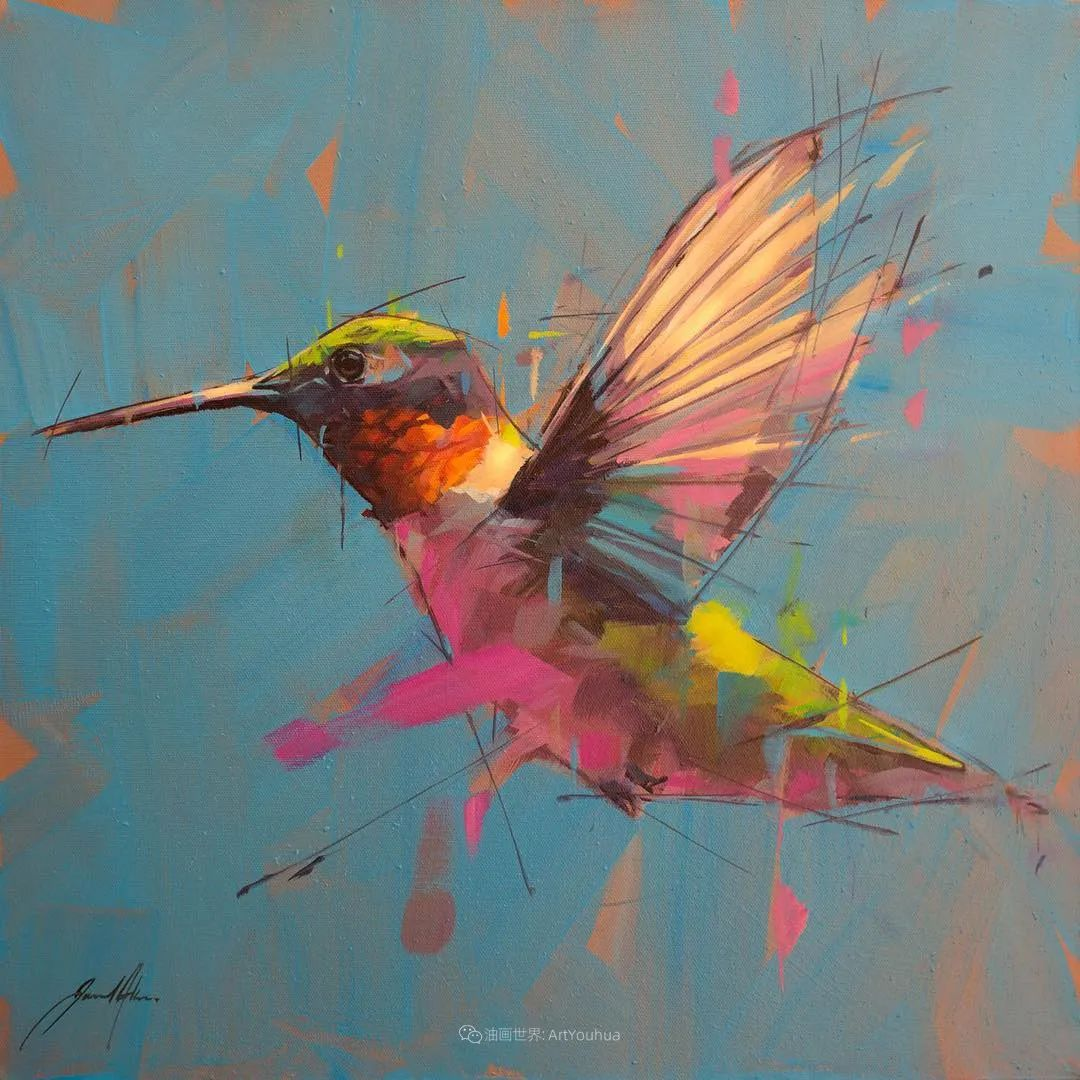 飞行中的鸟儿之美,活力飞扬,太赞了!插图14
