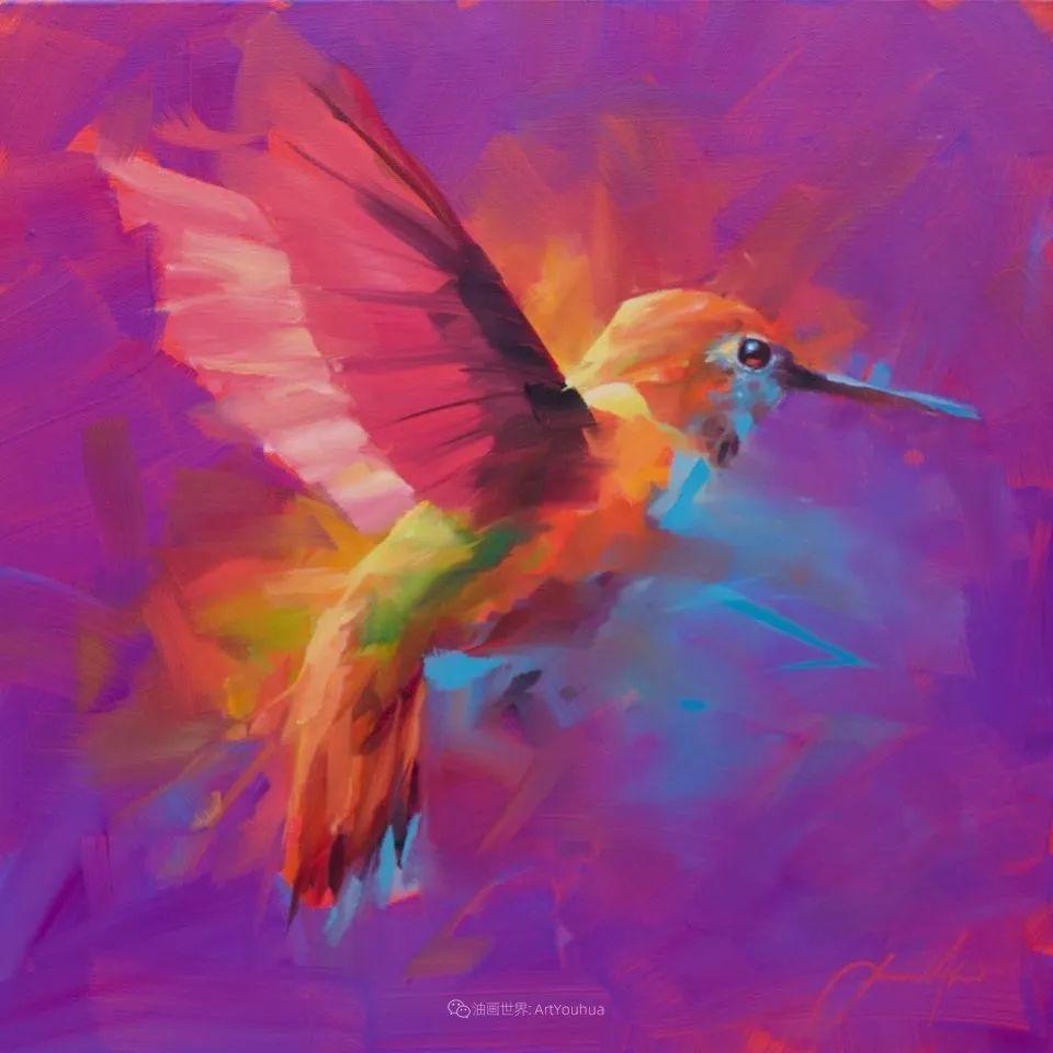 飞行中的鸟儿之美,活力飞扬,太赞了!插图17