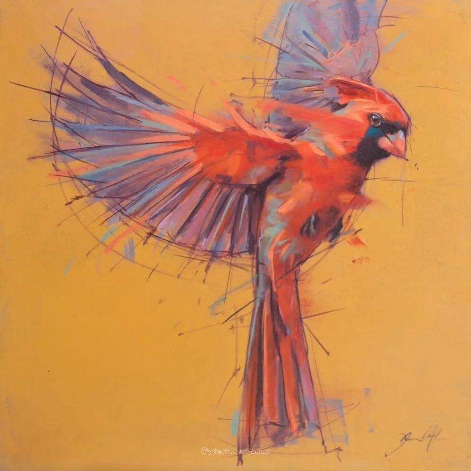 飞行中的鸟儿之美,活力飞扬,太赞了!插图26