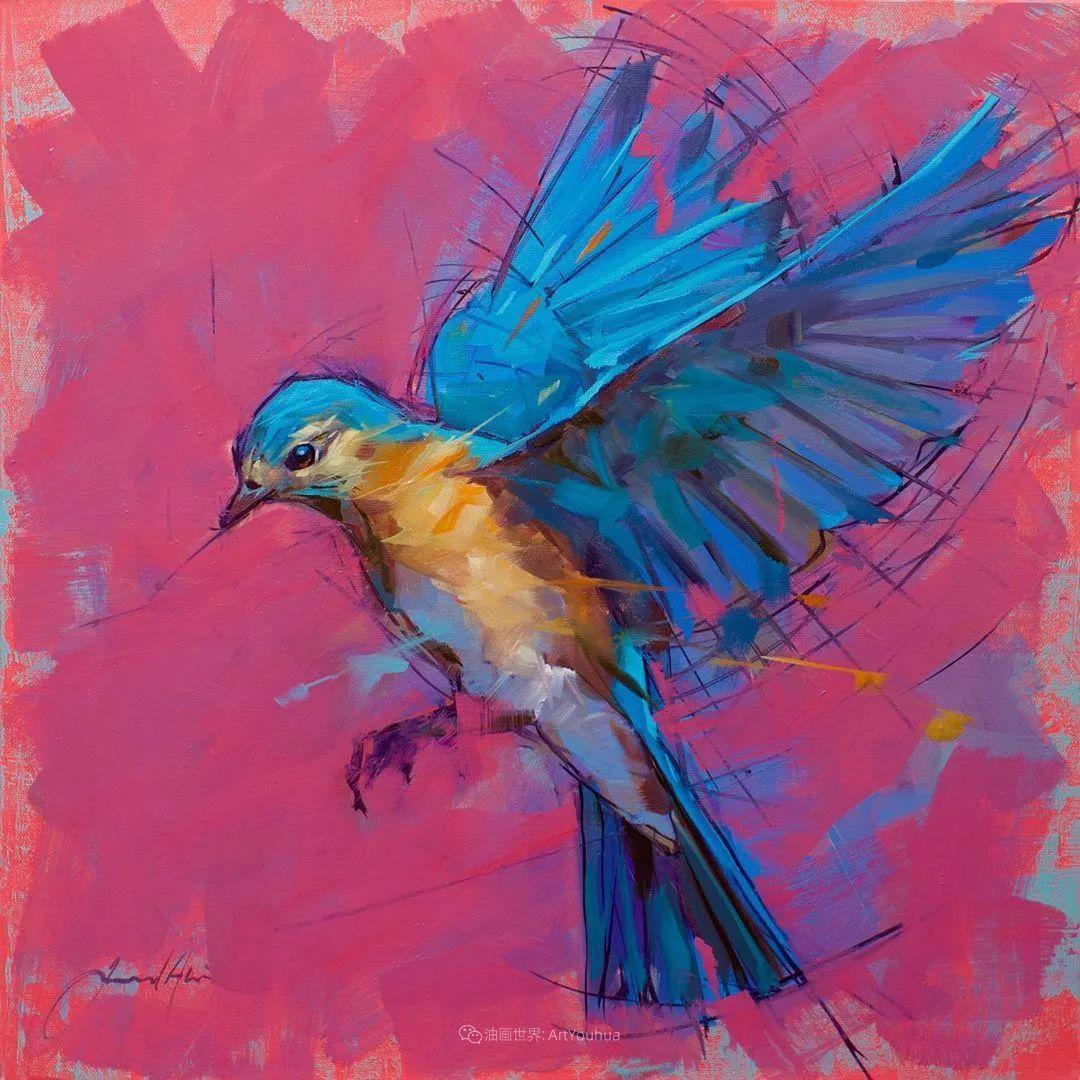 飞行中的鸟儿之美,活力飞扬,太赞了!插图27