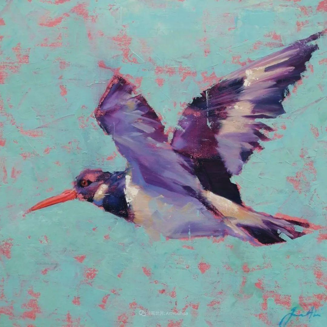 飞行中的鸟儿之美,活力飞扬,太赞了!插图29