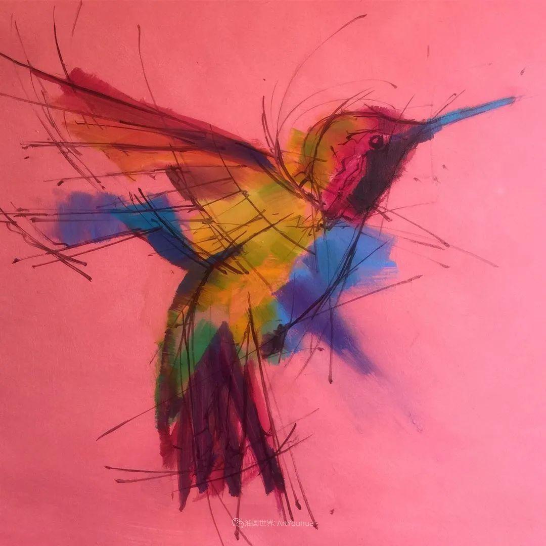 飞行中的鸟儿之美,活力飞扬,太赞了!插图30