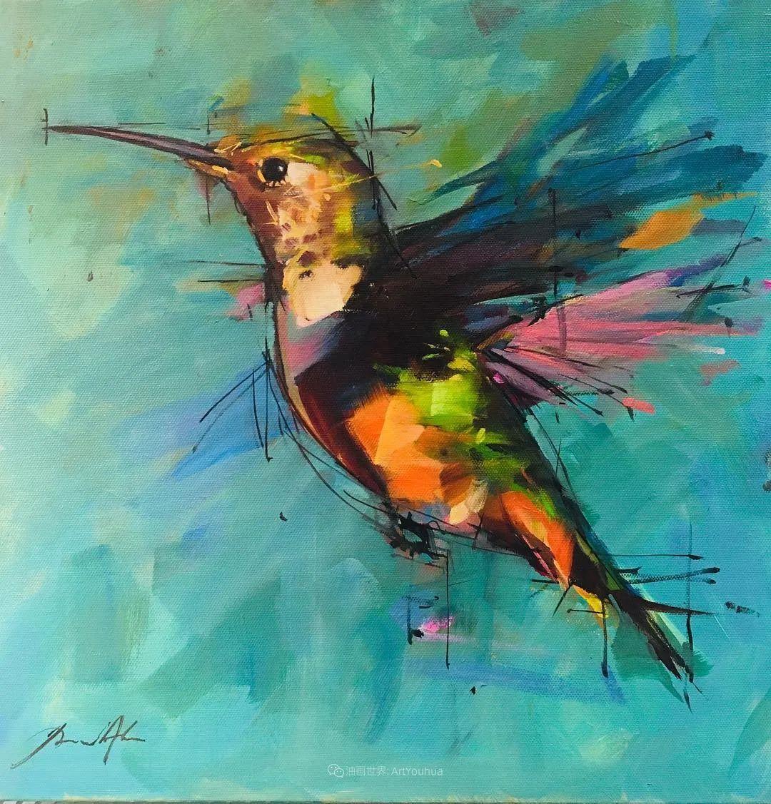 飞行中的鸟儿之美,活力飞扬,太赞了!插图32