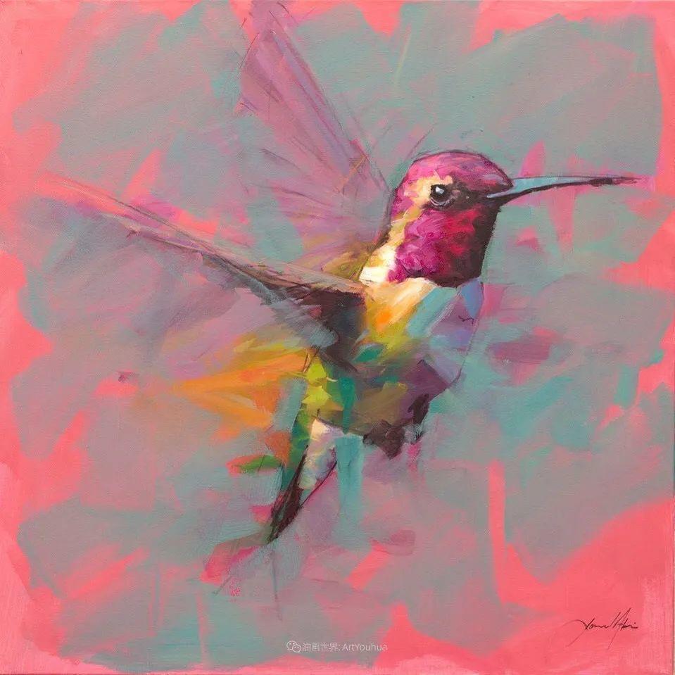 飞行中的鸟儿之美,活力飞扬,太赞了!插图33