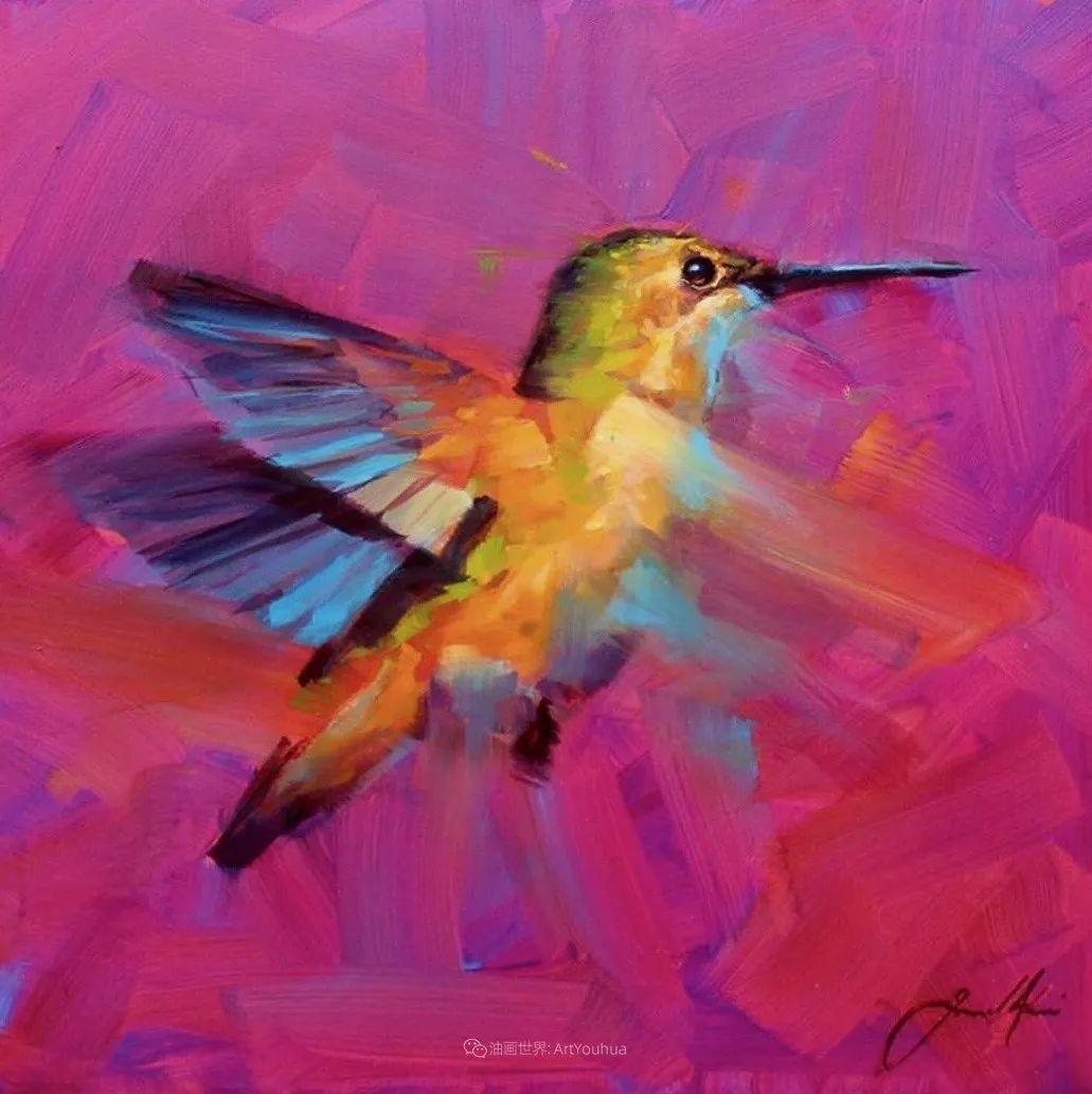 飞行中的鸟儿之美,活力飞扬,太赞了!插图42