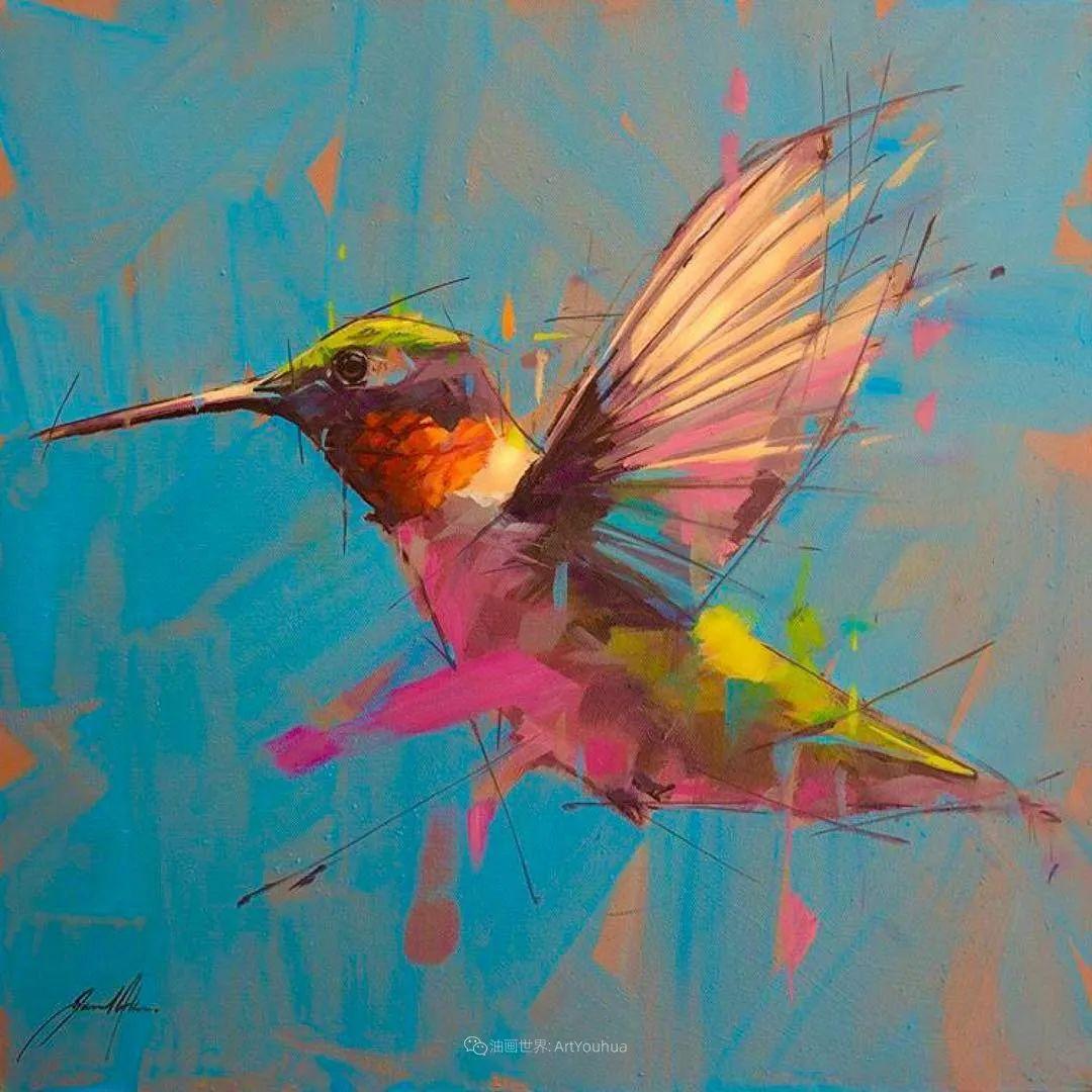 飞行中的鸟儿之美,活力飞扬,太赞了!插图43