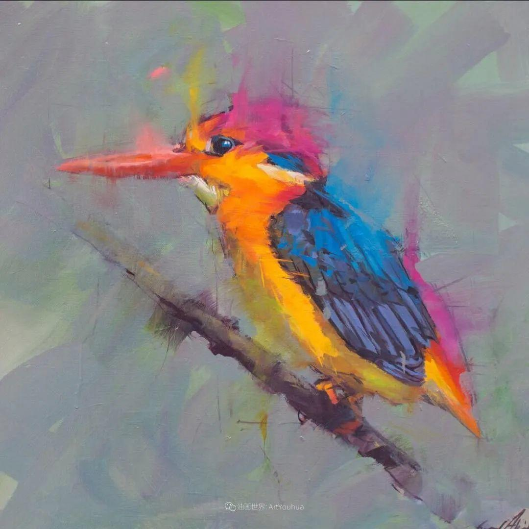 飞行中的鸟儿之美,活力飞扬,太赞了!插图45