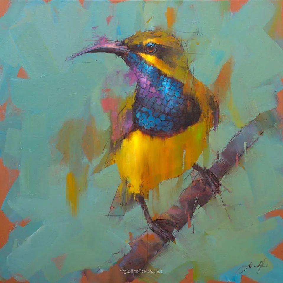 飞行中的鸟儿之美,活力飞扬,太赞了!插图47