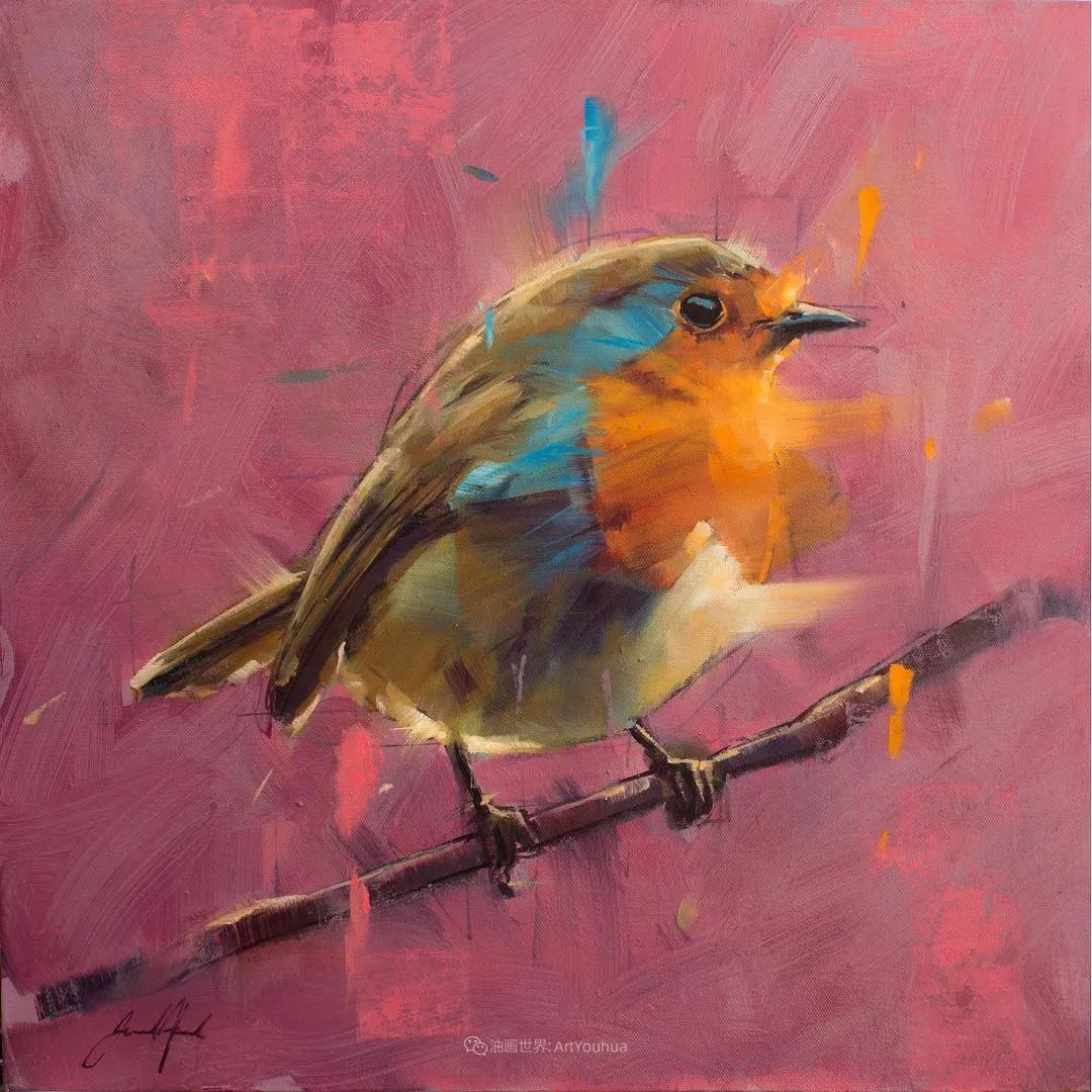 飞行中的鸟儿之美,活力飞扬,太赞了!插图51