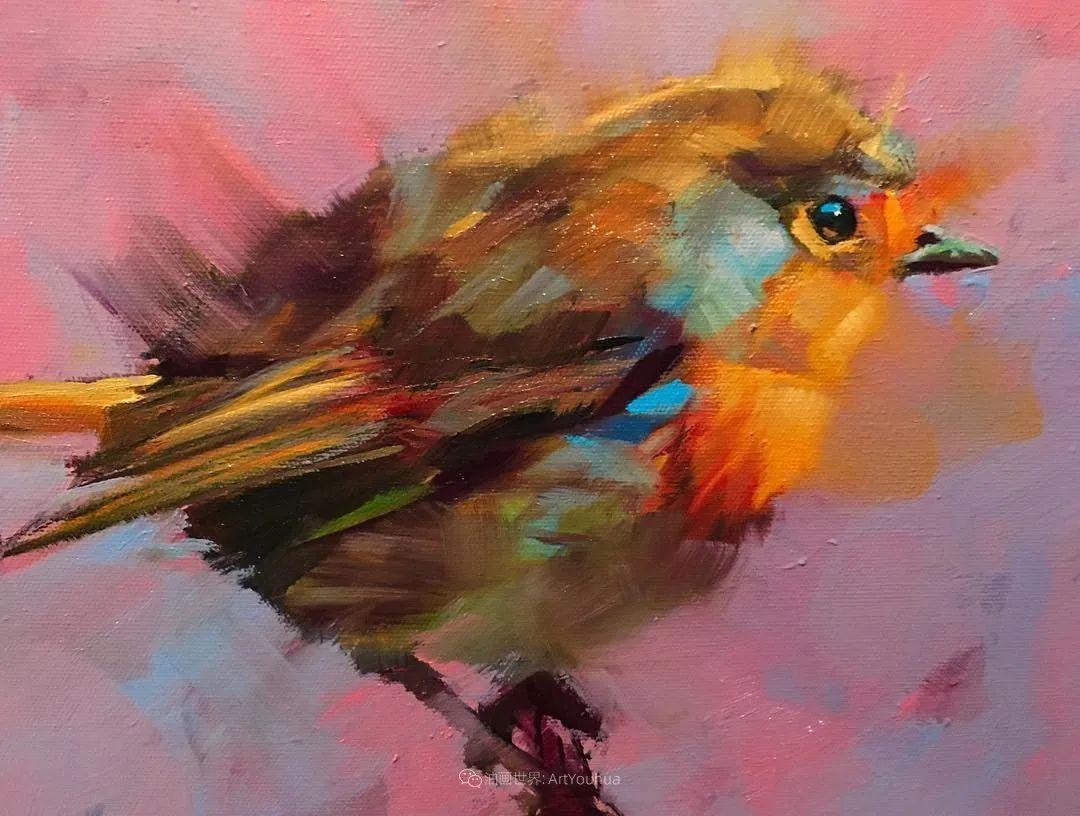 飞行中的鸟儿之美,活力飞扬,太赞了!插图52