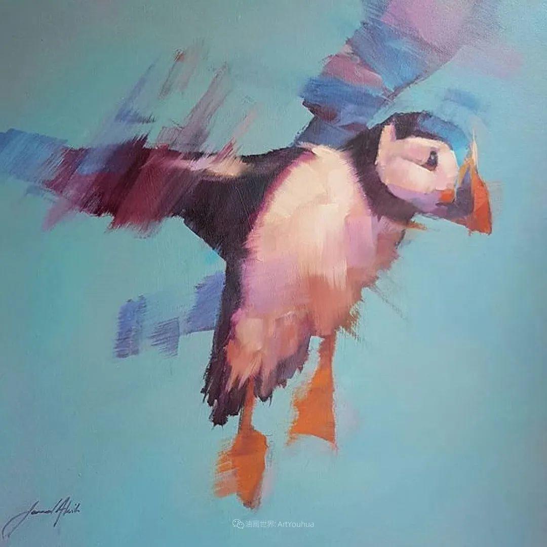 飞行中的鸟儿之美,活力飞扬,太赞了!插图54