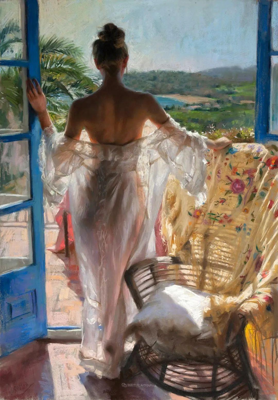 地中海暖阳下,穿裙的女子,浪漫美丽!插图2