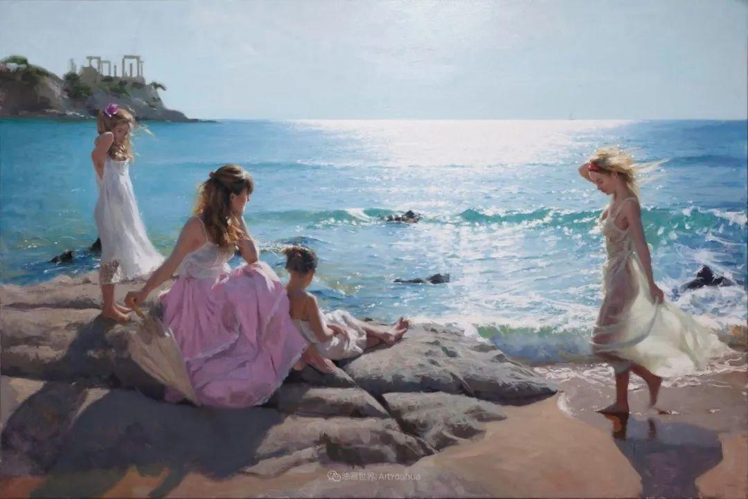 地中海暖阳下,穿裙的女子,浪漫美丽!插图4