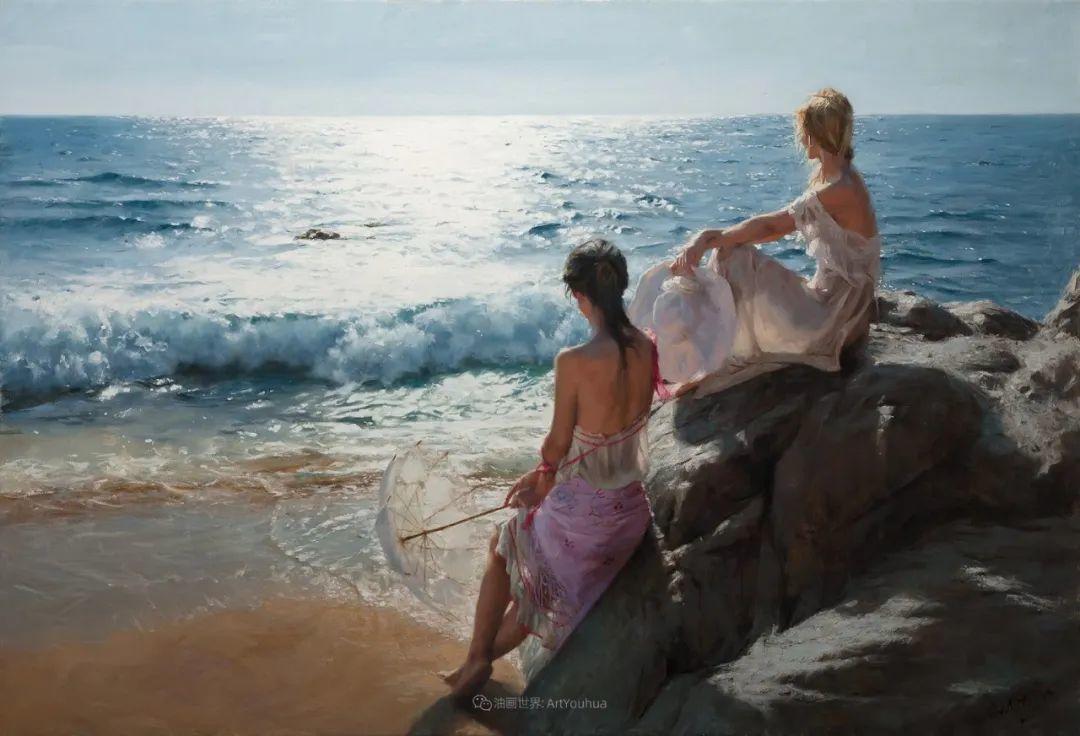 地中海暖阳下,穿裙的女子,浪漫美丽!插图7