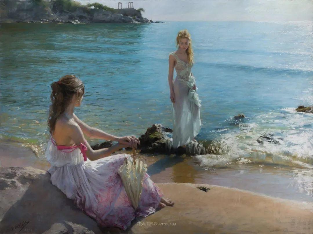 地中海暖阳下,穿裙的女子,浪漫美丽!插图8
