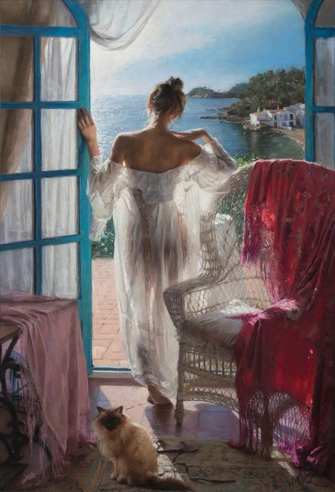 地中海暖阳下,穿裙的女子,浪漫美丽!插图9
